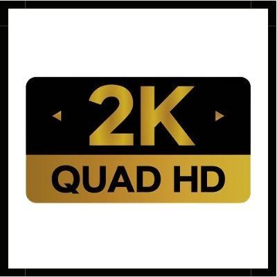 2k resolution logo