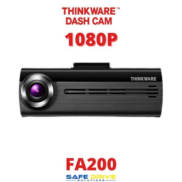 THINKWARE FA200 DASH CAM