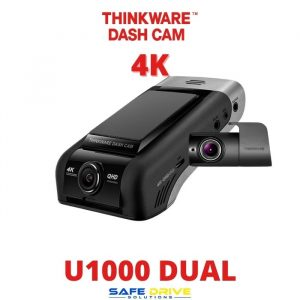 THINKWARE U1000 2 CHANNEL DASH CAM