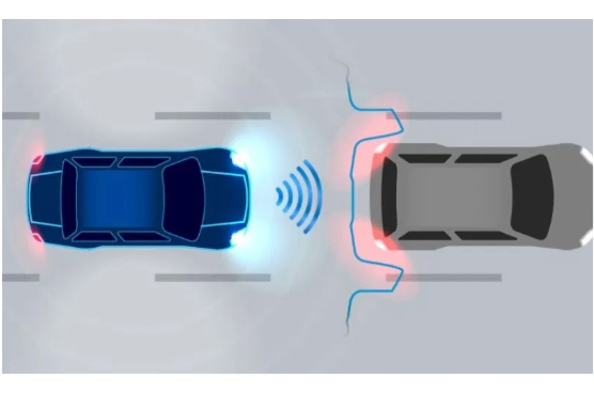 front collision warning system