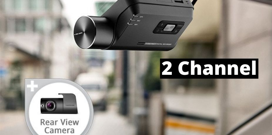 shop 2 channel dash cams