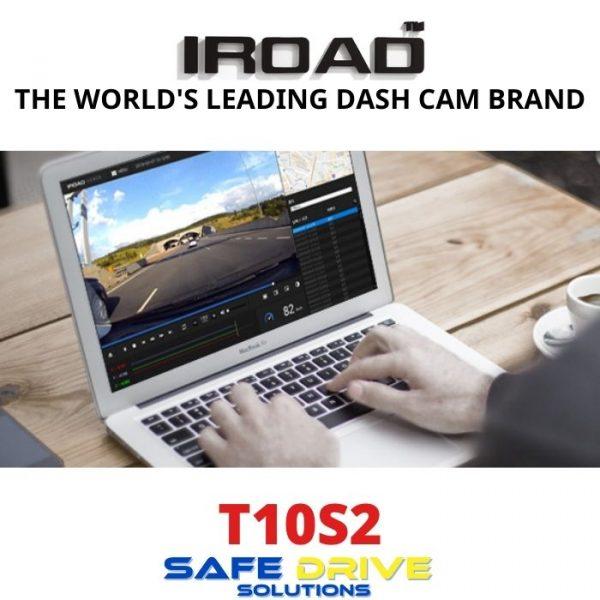 IROAD T10S2 DASH CAM