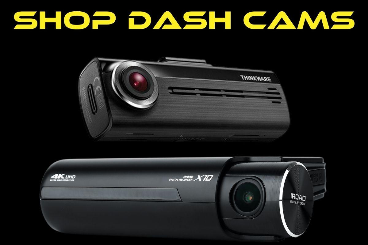 main page collage shop dash cams