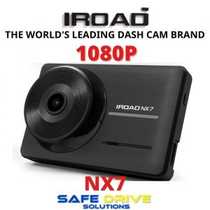 IROAD NX7 DASH CAM