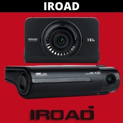 IROAD Dash cameras
