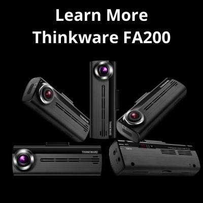 learn more thinkware fa200 dash cam