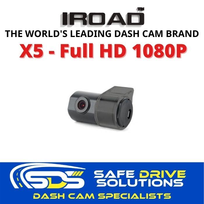 IROAD X5 DASH CAM