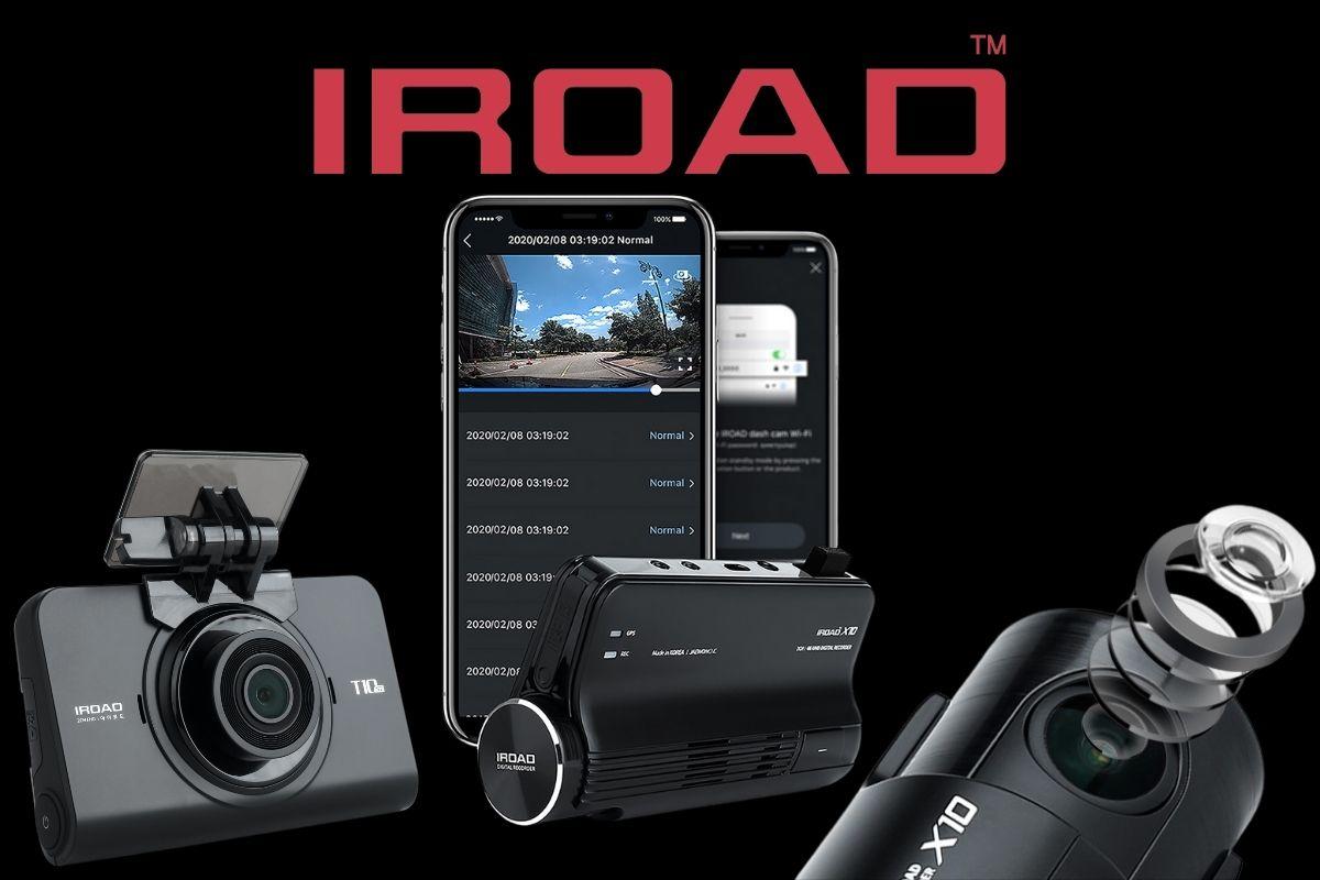 iroad homepage header