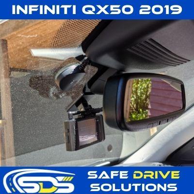 infiniti qx50 install