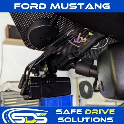 ford mustang install
