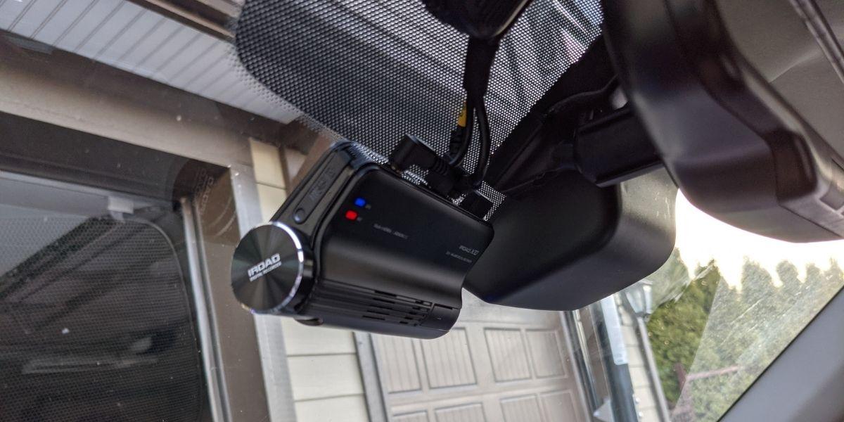 kia soul dash camera