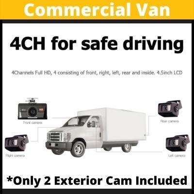 heavy duty cameras