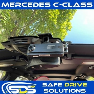 mercedes c class dash cam