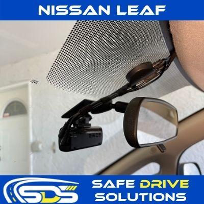 nissan leaf dash cam