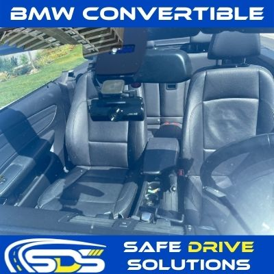 bmw convertible install