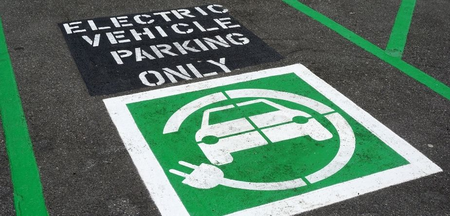 electric vehicle parking
