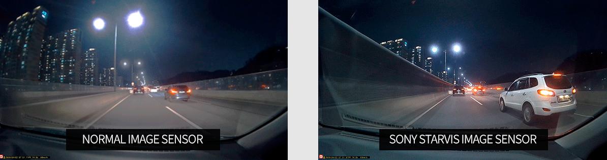 sony starvis image sensor