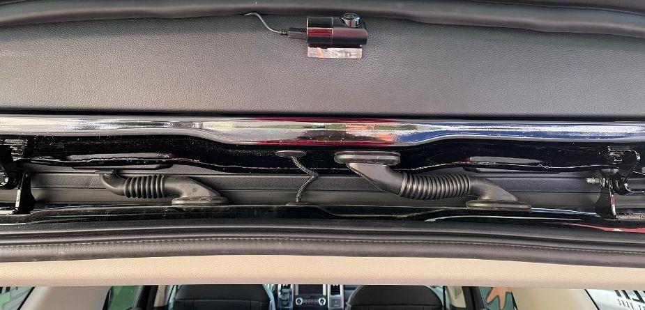 rear camera ford